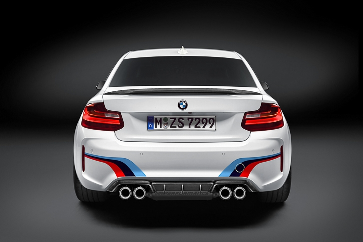 BMW M2 Coupe M Performance 05