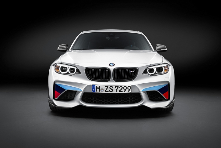 BMW M2 Coupe M Performance 01