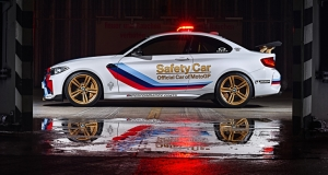 BMW M2 MotoGP Safety Car