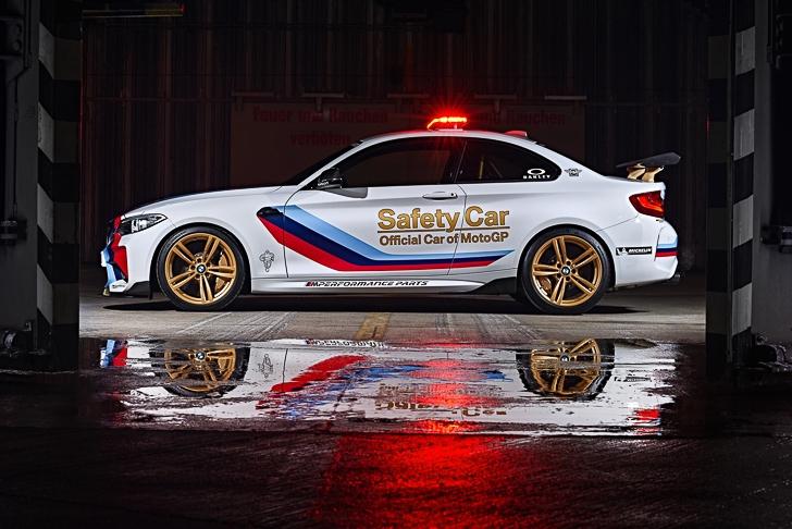 BMW M2 MotoGP Safety Car 01
