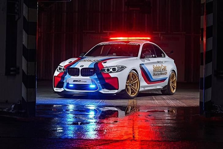 BMW M2 MotoGP Safety Car 02