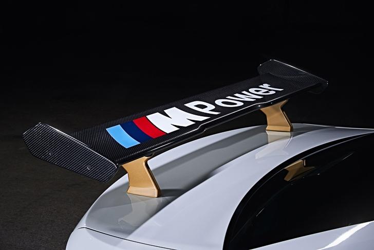 BMW M2 MotoGP Safety Car 09