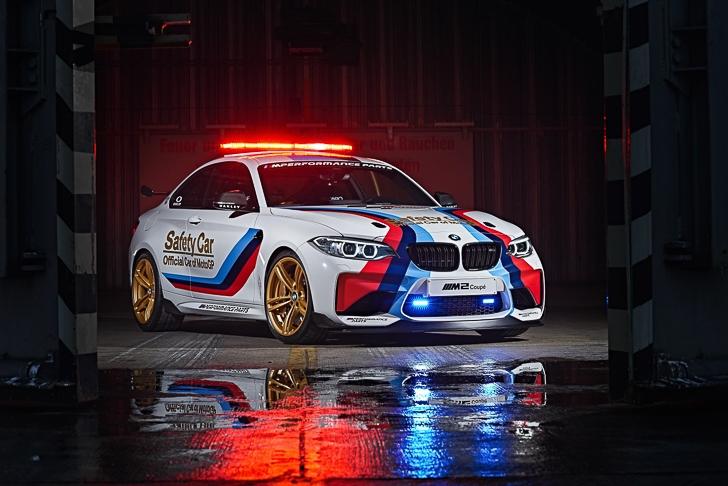 BMW M2 MotoGP Safety Car 04