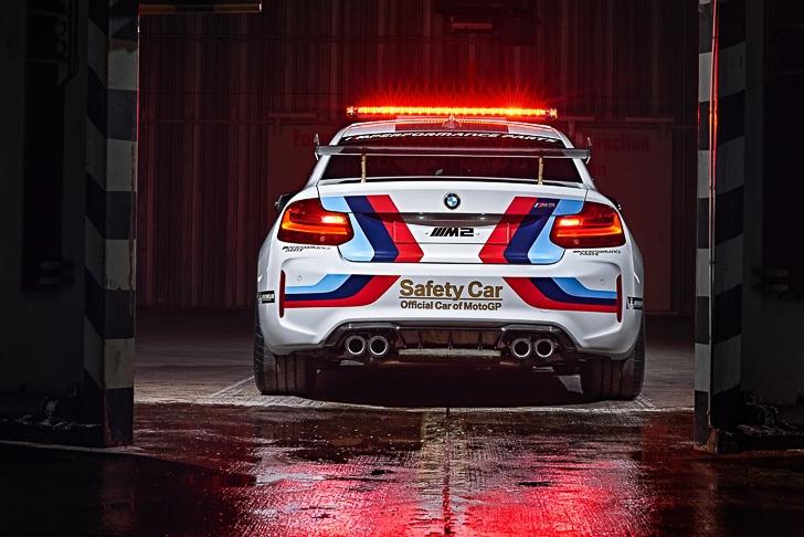 BMW M2 MotoGP Safety Car 06