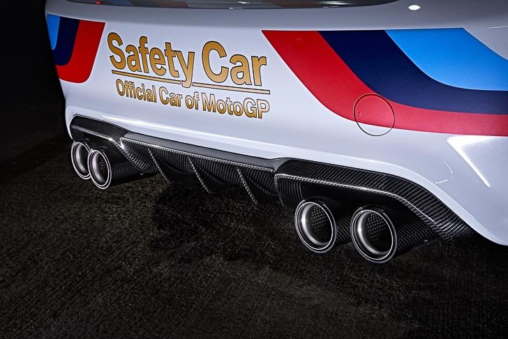 BMW M2 MotoGP Safety Car 07