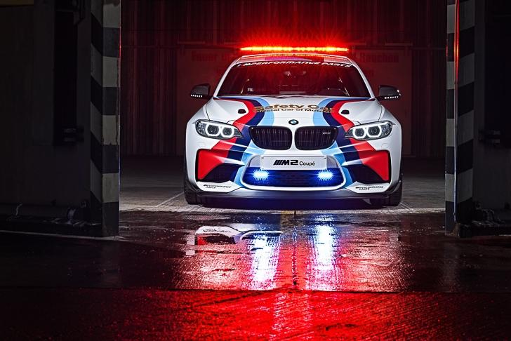 BMW M2 MotoGP Safety Car 03