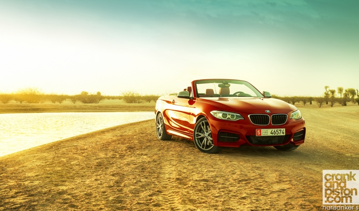 BMW M235i crankandpiston-08