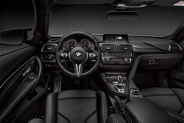 BMW M4 Competition Package-9