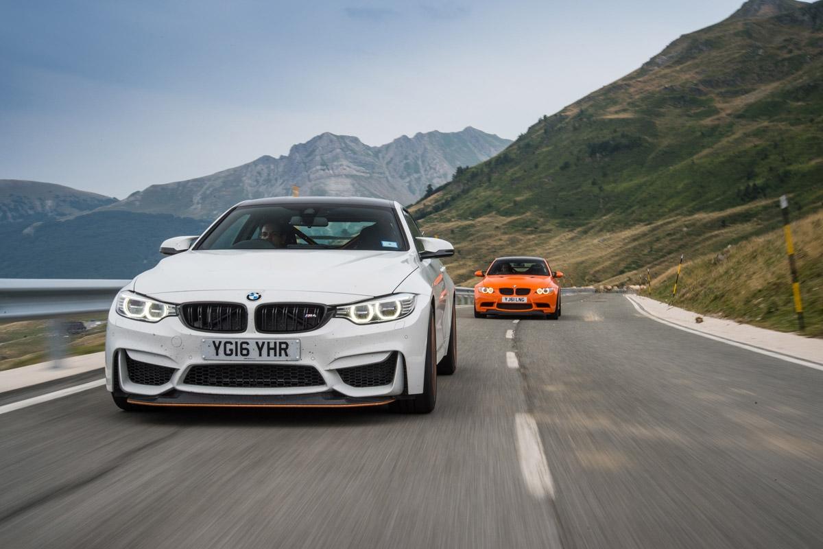 BMW M3 GTS vs M4 GTS-7
