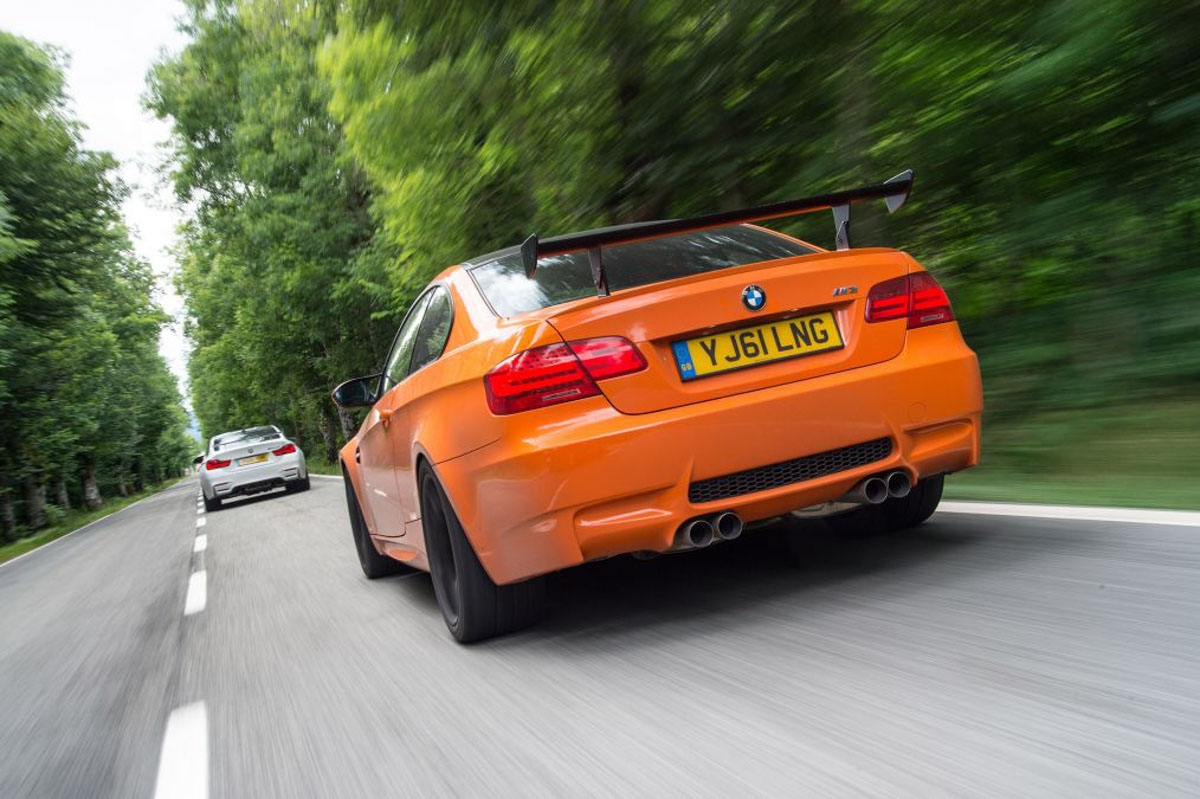 BMW M3 GTS vs M4 GTS-8