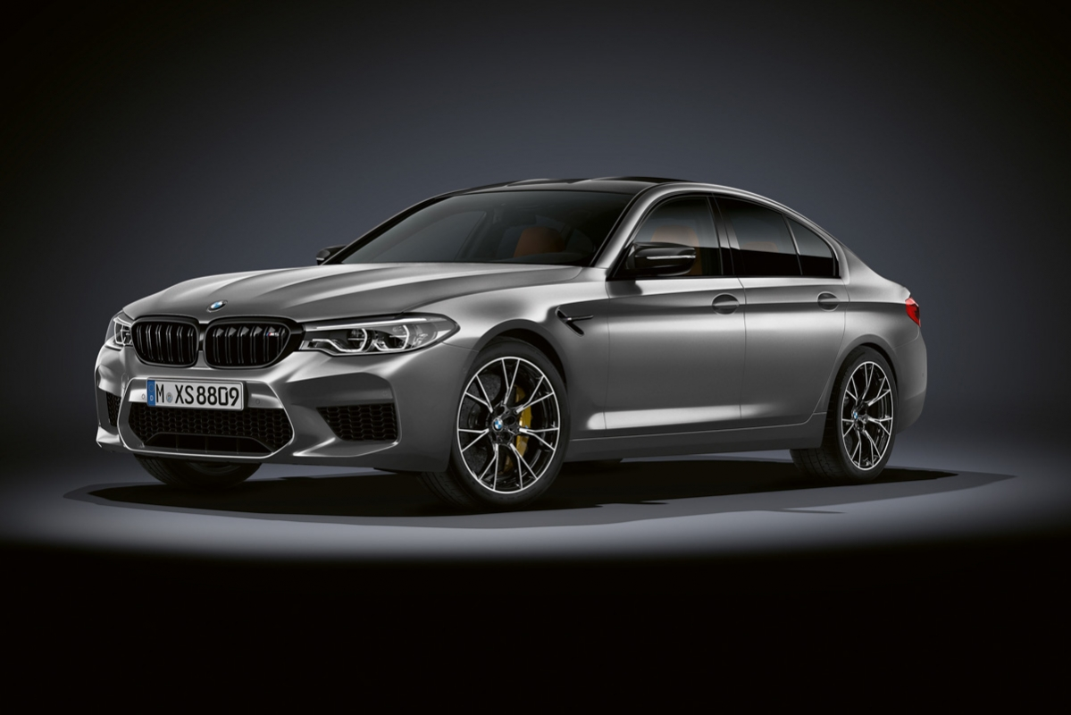 BMW M5 Competition revealed-1