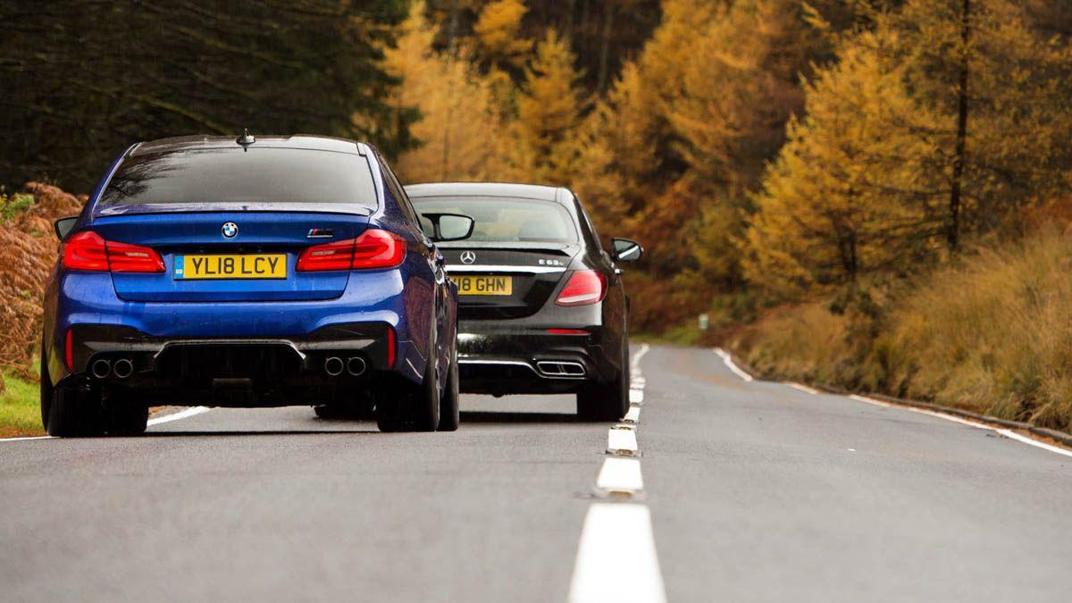 BMW-M5-v-Merc-E63-S-2