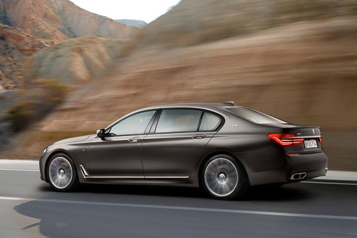 BMW M760Li xDrive 18