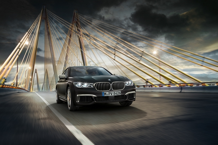 BMW M760Li xDrive 19