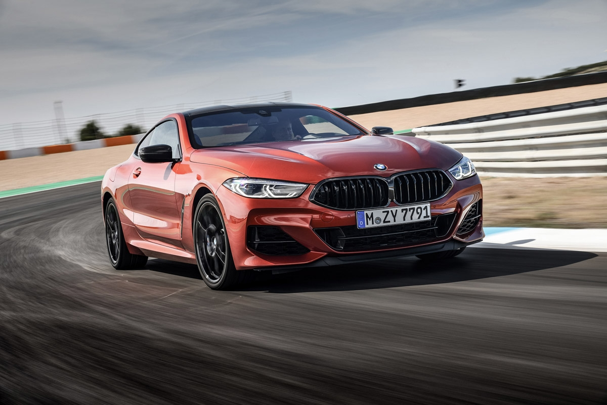 BMW M850i coupe review-1
