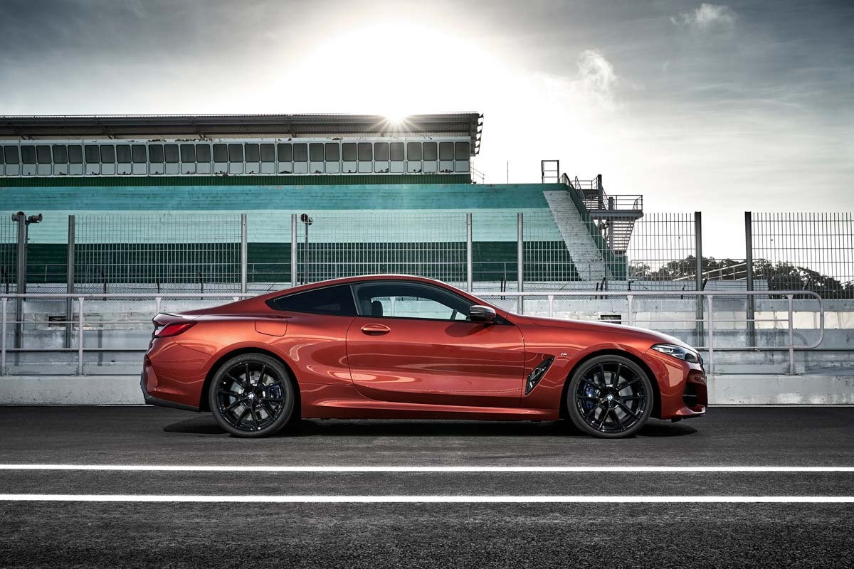 BMW M850i coupe review-10