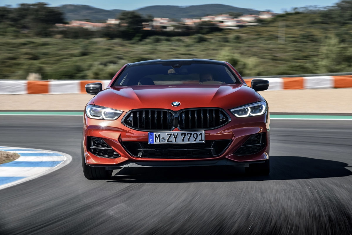 BMW M850i coupe review-11