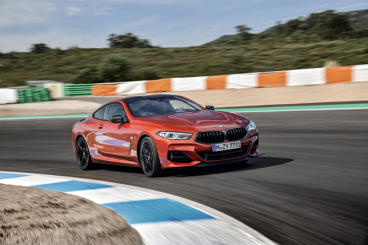 BMW M850i coupe review-12