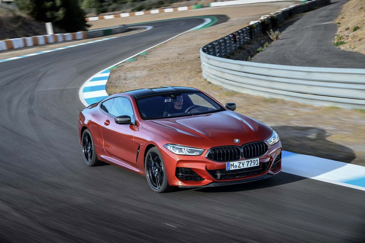 BMW M850i coupe review-13