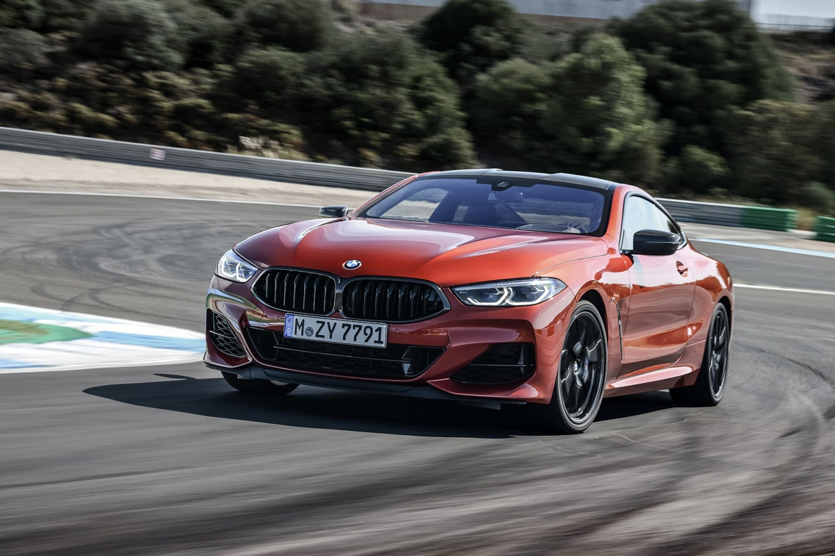 BMW M850i coupe review-14
