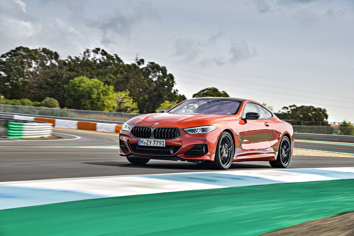 BMW M850i coupe review-15