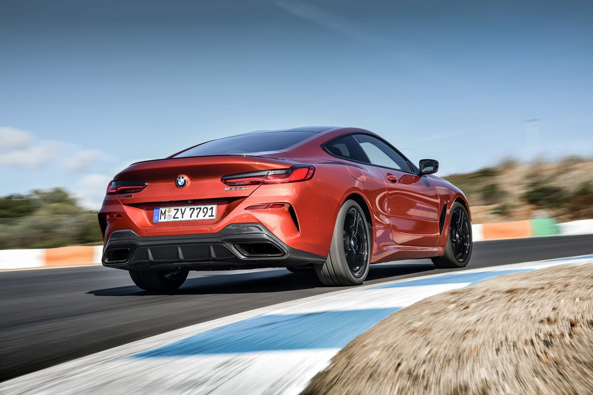 BMW M850i coupe review-16