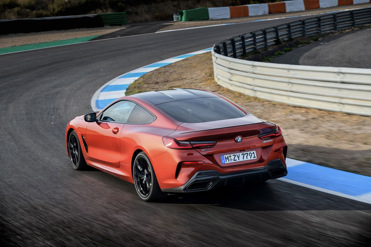 BMW M850i coupe review-17
