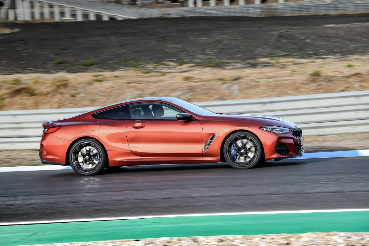 BMW M850i coupe review-18