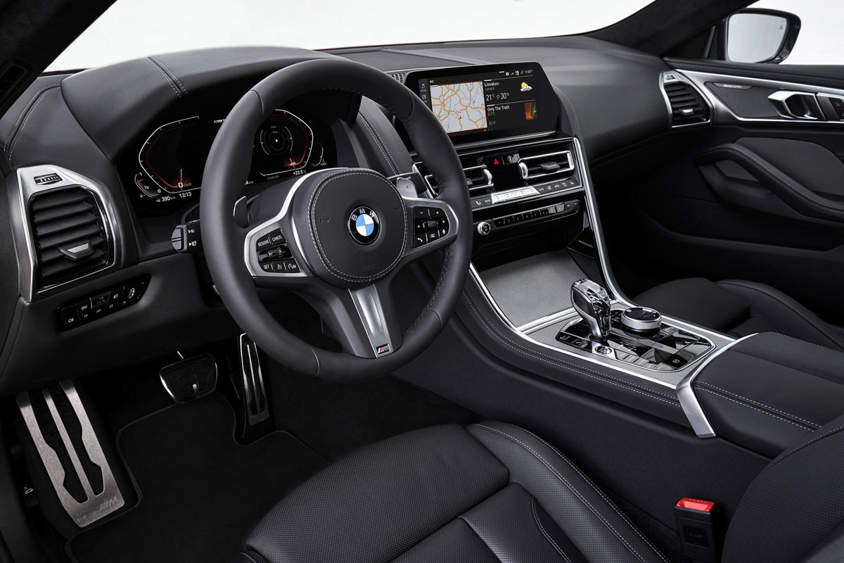BMW M850i coupe review-19