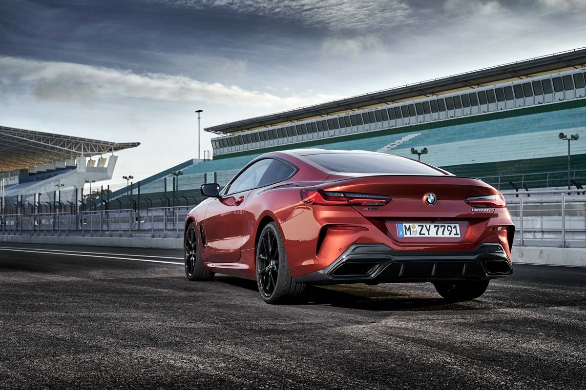 BMW M850i coupe review-2