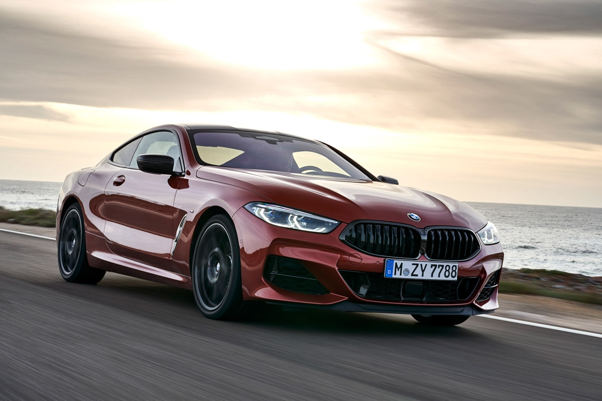 BMW M850i coupe review-5