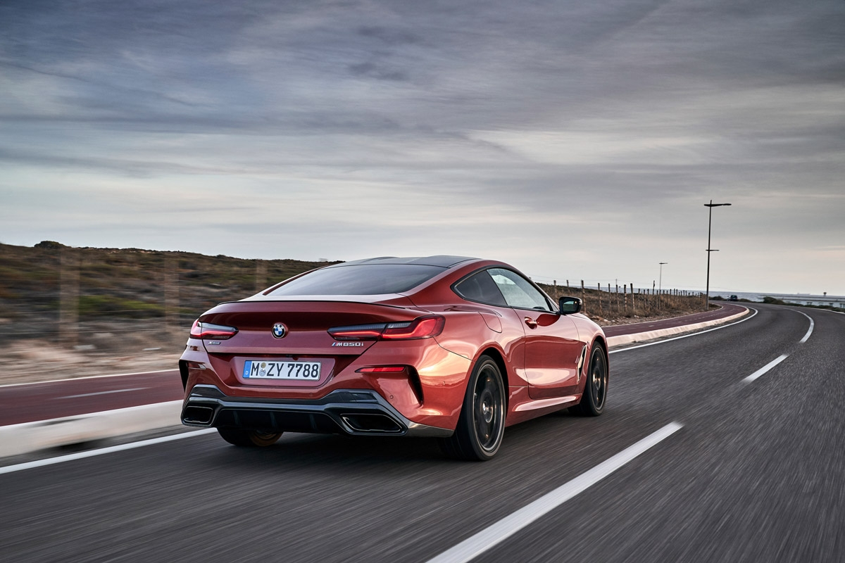 BMW M850i coupe review-6