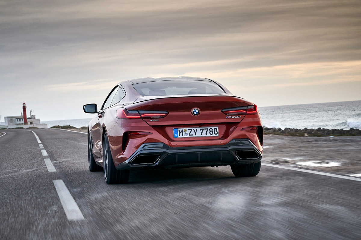 BMW M850i coupe review-7
