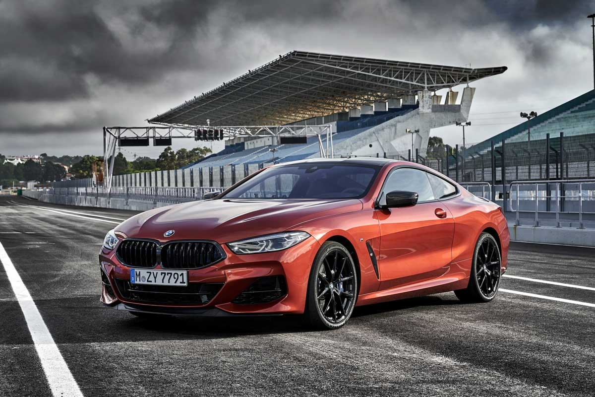 BMW M850i coupe review-9