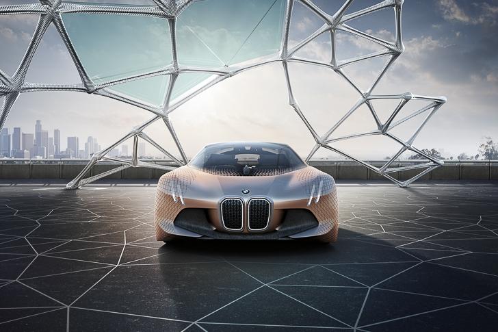 BMW Vision 100 concept 01