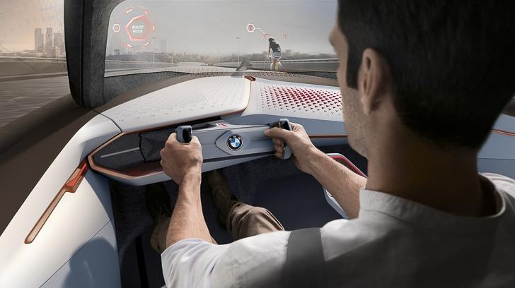 BMW Vision 100 concept 16