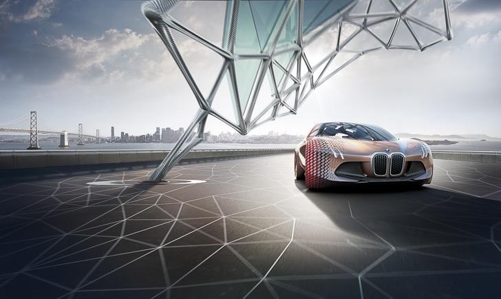 BMW Vision 100 concept 02