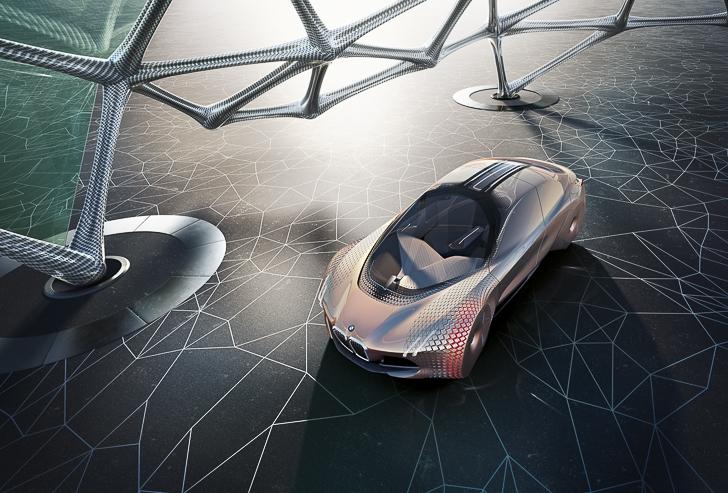 BMW Vision 100 concept 08