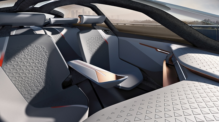 BMW Vision 100 concept 13