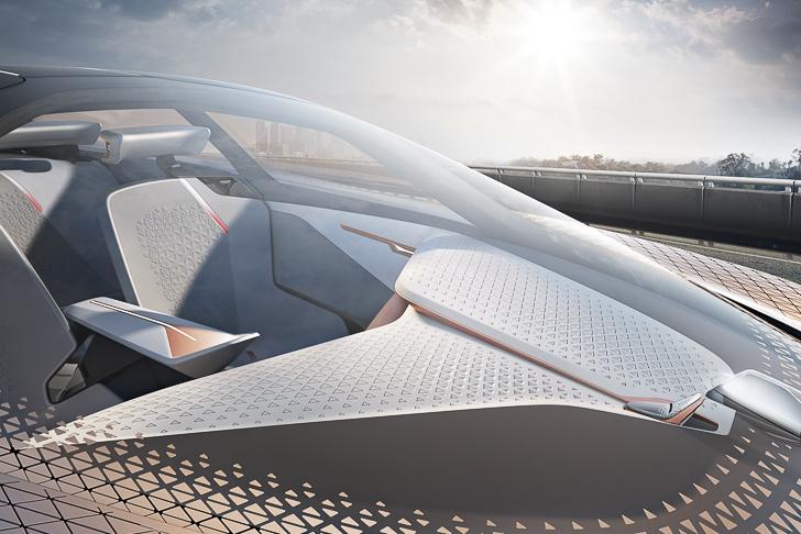 BMW Vision 100 concept 10