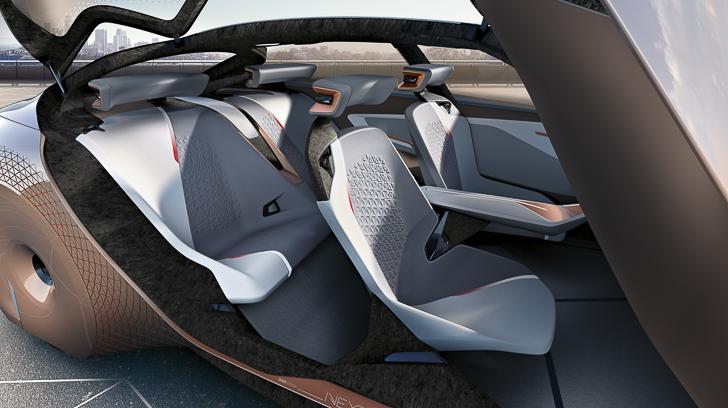 BMW Vision 100 concept 12