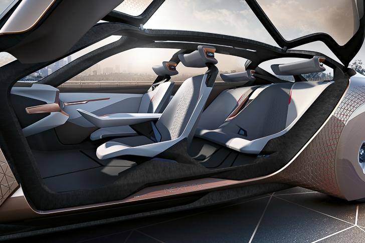 BMW Vision 100 concept 11
