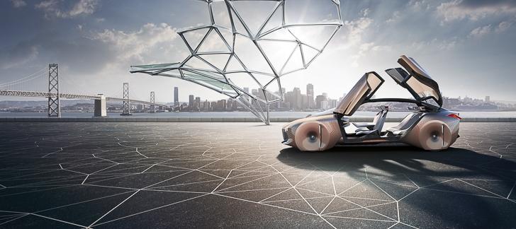 BMW Vision 100 concept 05