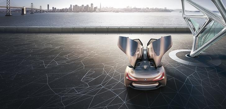 BMW Vision 100 concept 06