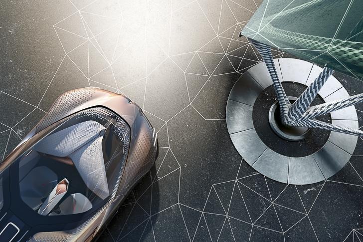 BMW Vision 100 concept 09
