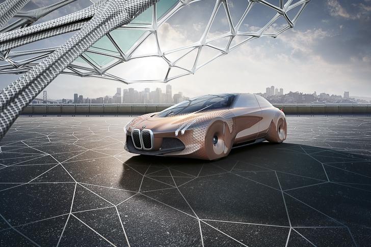 BMW Vision 100 concept 07