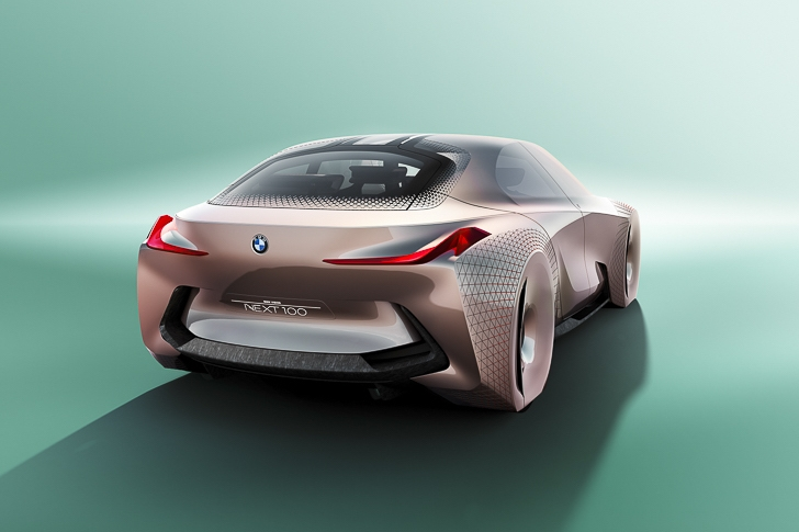 BMW Vision 100 concept 20
