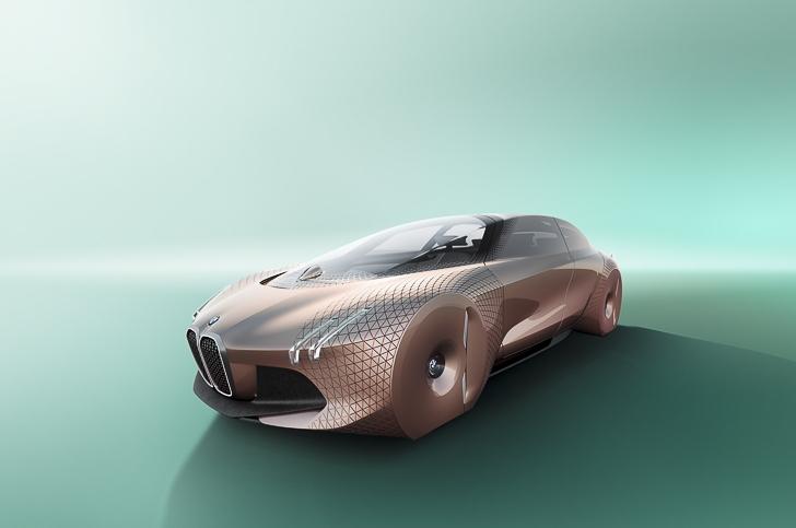 BMW Vision 100 concept 17