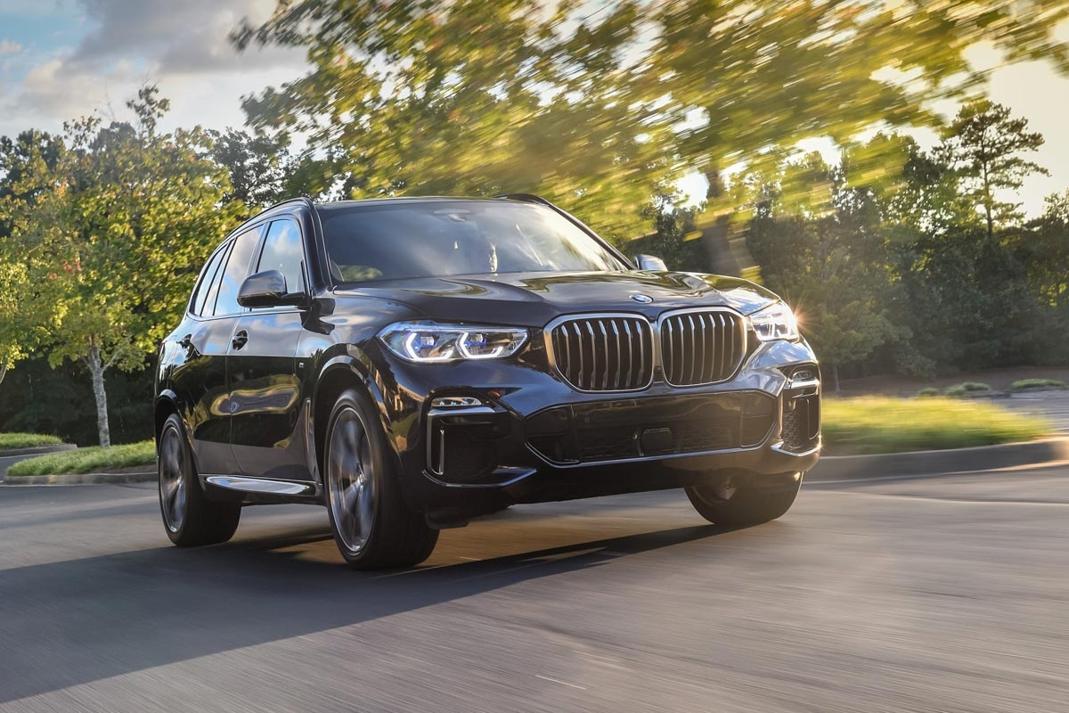 BMW X5 review-10