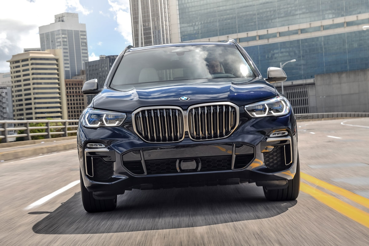 BMW X5 review-6